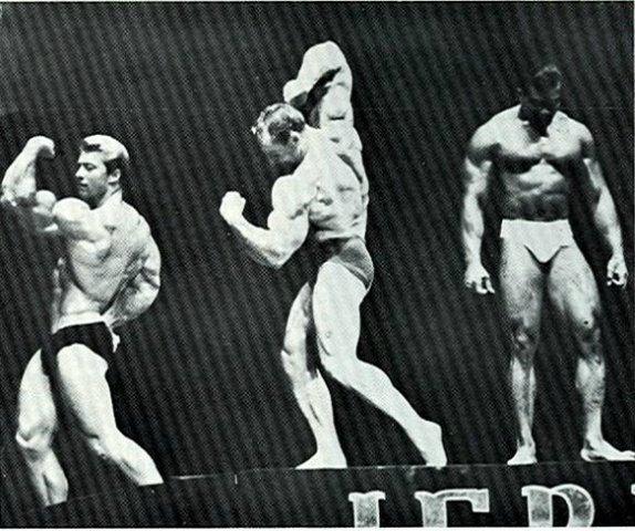 Мистер олимпия 1967