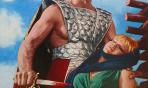 GORDON MITCHELL - La furia di Achille