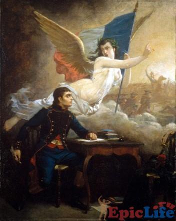 Рождение Марсельезы. Руже пишет походную песню для Рейнской армии