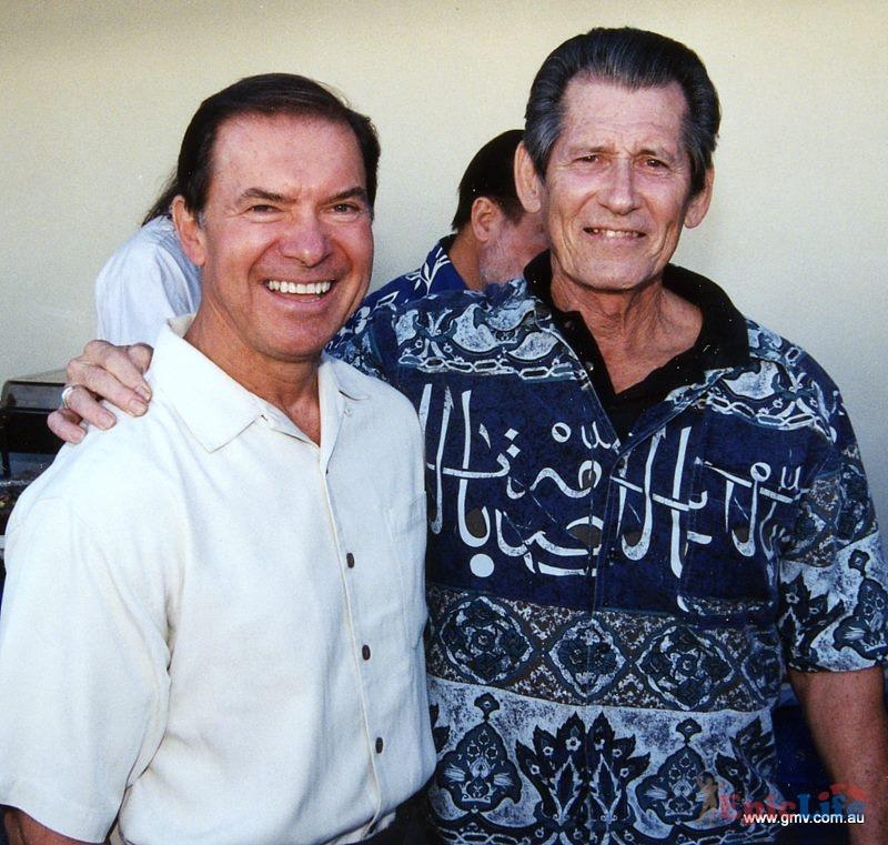 Ларри Скотт и Дон Говорд