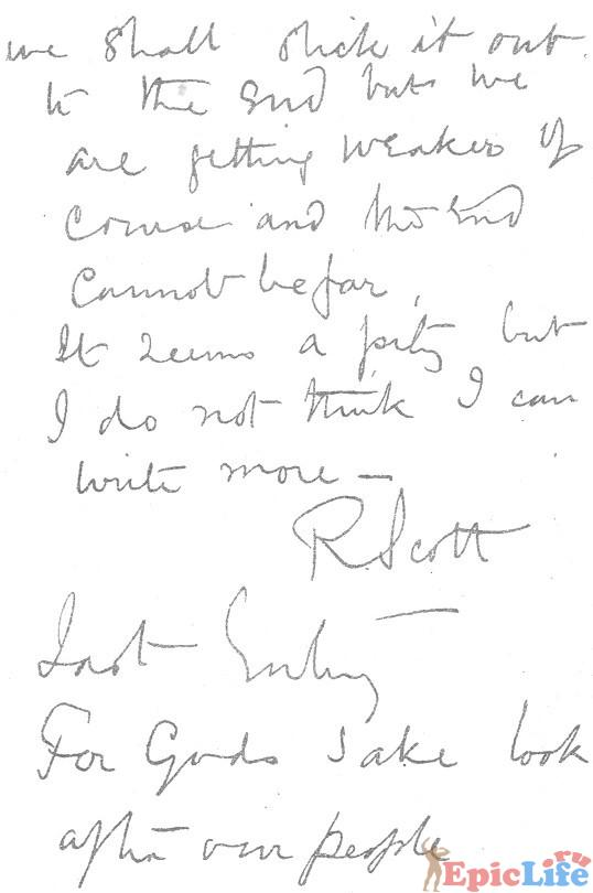 Письмо Скотта