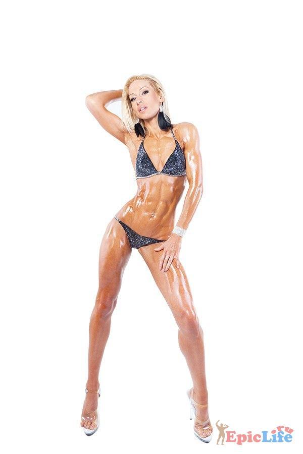 сушка фитнесс бикини