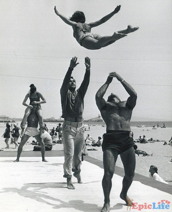 калифорния 1950