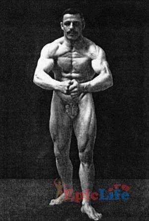 самая мускулистая