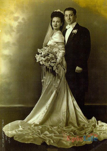 свадьба Дэна Лури
